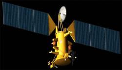 Vue d'artiste de  ExoMars Trace Gas Orbiter